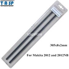 "Planer Blades Knife 12"" for  Makita 2012 2012NB 793346-8 305x8x2mm"