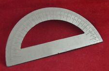 GERMAN WWII WEHRMACHT NCO SOLDIER ARTILLERY RULER PROTRACTOR VERY RARE WAR RELIC