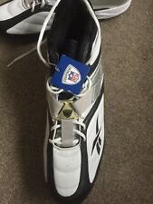 Brand new REEBOK NFL AMERICAN FOOTBALL BOOTS SIZE UK 18 EUR 56.5