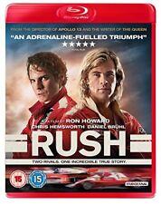 Rush [Blu-ray] [DVD][Region 2]