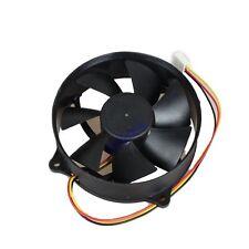 New Mute 93mm 25mm 12V 3Pin Round CPU Intel AMD Heat Sink Cooling Fan