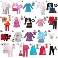 """What a Doll 4-12 and 18"""" doll matching outfit fit American girl & dollie & me"""