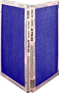 20x25x1 inch EZ Flow II Spun Fiberglass Disposable Furnace Filter - Pack Of 12