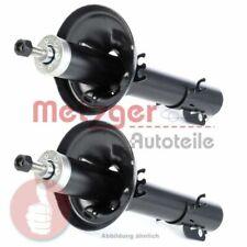 2 x METZGER Stoßdämpfer 2340107 Vorderachse links, rechts