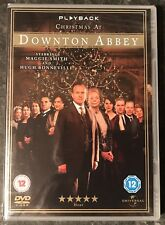 CHRISTMAS AT DOWNTON ABBEY DVD BRAND NEW & SEALED MINT FREE POST