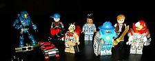 LEGO & Mega-Bloks MIXED MINIFIGS & ACCESSORIES HALO Ninjago ++