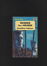 VINTAGE U.K.CRIME PB.THRILLERHEADED FOR A HEARSE.PAN#G373
