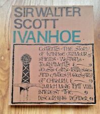 Ivanhoe - Published by New York Graphic Society - 1972