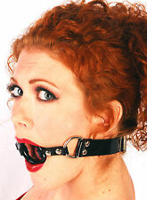 The Original - SUPER GRIP RING GAG™ - 2 INCH - BLACK RING - Made in USA - 1030
