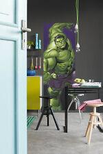 Wall mural photo wallpaper HULK MARVEL COMIC CHARACTER for kids room GREEN HEROE