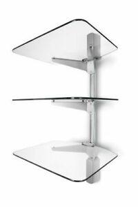 Vantage Point AXWG03S Audio/Video 3-Shelf System
