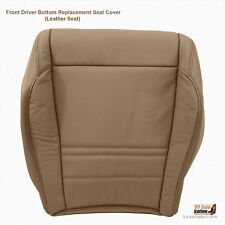 1999 2000 Ford Explorer XLT Sport - Driver Bottom Leather Replacement Cover Tan