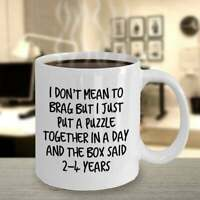 Puzzle Lover Mug Gifts For Mom Gift For Mother's Day Father's Day Gifts