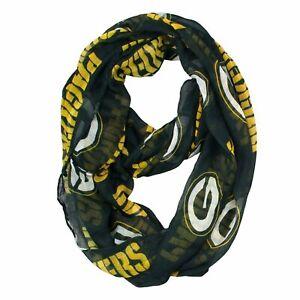 Green Bay Packers - NFL - Sheer Infinity Scarf
