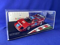 Ferrari F40 Competizione IMSA GTO 1990 Schlesser 1/43 Scale Diecast Model Car