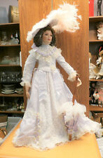 "34"" Queen's Court ""HELENE"" Doll by Mary Benner #898405   #271 / 1000  HTF"
