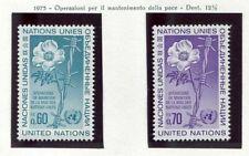 19538) UNITED NATIONS (Geneve) 1975 MNH** Nuovi** Peace