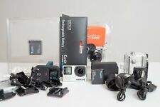 GoPro HERO4 Black Actioncam + Remote + Display + viel Zubehör