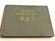 The Three Railway Engines by Rev W Awdrey - Hardback 1951