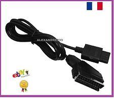 Cable CORDON RGB PERITEL POUR SUPER NES N64 SUPER NINTENDO
