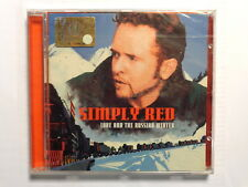 SIMPLY RED  -  LOVE AND THE RUSSIAN WINTER -  CD 1999  NUOVO E SIGILLATO