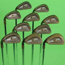 Ping Steel Shaft Iron Left-Handed Golf Clubs