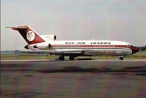DAN AIR - Boeing 727 G-BDAN  -  6x4 PRINT
