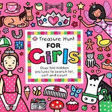 Treasure Hunt for Girls (Priddy Books Big Ideas fo