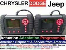 Dodge-Jeep-Chrysler Diagnostic Scanner Full System OE-Level iLink400 Scan Tool