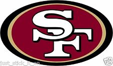 San Francisco 49ers Decal/Sticker