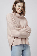 Topshop Waist Length Long Sleeve Women's Jumpers & Cardigans