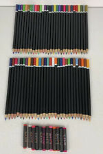 Lot of 62 Art 101 Colored Pencils Assorted Art Pencils With 12 Crayons