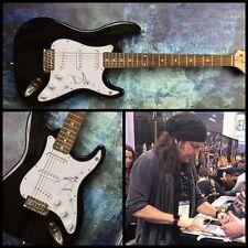 GFA Stryper Rock Band * MICHAEL SWEET * Signed Electric Guitar PROOF AD1 COA