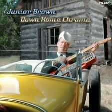 Junior Brown - Down Home Chrome [New CD]