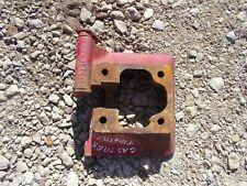 International IHC 656 RC tractor gas tank mounting bracket