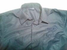 Palms Resort and Casino Las Vegas Button Up Shirt Uniform Size M Medium