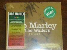 BOB MARLEY AND THE WAILERS Trilogy DIGIPACK 3CD NEUF