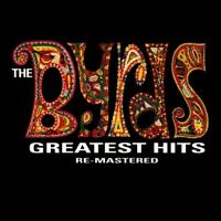 BYRDS - GREATEST HITS RE-MASTERED  - CD  NUOVO