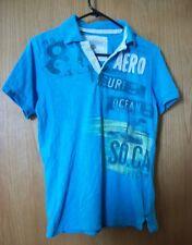 Aeropostale Graphic Polo Shirt Size S/P 100% Cotton, Aéropostale, Graphic Tee