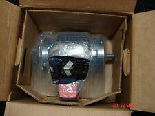 MARATHON 143THTN8028 3 PHASE 1 HP ELECTRIC MOTOR