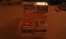 PS3 CASES With inserts.