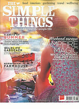 THE SIMPLE THINGS,  ISSUE, 10 (LIVING AND LOVING THE SIMPLE LIFE) WEEKEND ESCAPE