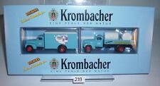 Brekina 1/87 Krombacher Set Ford FK 3500 OVP #299