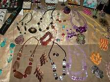 "MIXED ""Grab Bag"" Stylish Jewelry Lot~ Rings, Necklace Sets, Bracelets ~"