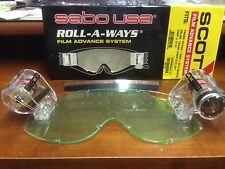 SCOTT RECOIL/NSXI/80'S COMPLETE ROLL OFF KIT/ FILM ADVANCE SYSTEM by SABO #S0112