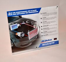 Interactive Automotive A/C System Display - Useful for Customer Education