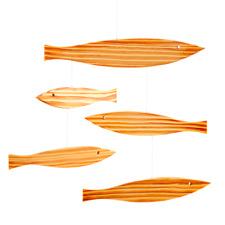 Floating Fish Flensted Modern Danish Nursery Decor Hanging Mobile