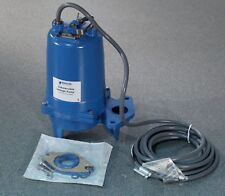 Goulds Ws0537bf Model 3887bf Submersible Sewage Pump 575 Volts