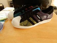 Adidas superstar 80 X Large UK 10 Entièrement neuf dans sa boîte US 10.5 Men's Trainers G18090