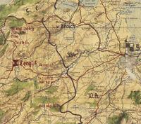 Heereskarten Nordafrika (Tunesien) von 1 Dezember 1942 - 29 April 1943